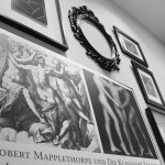 Mapplethorpe Wall Collage